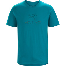 Arc'teryx Arc'Word SS T-Shirt Men dark firoza